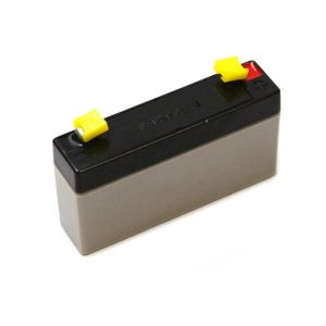 BATTERY 6 VOLT-1.4 AMP