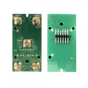 Precor Snap Dome D-pad Circuit Board