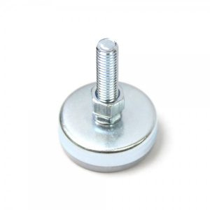 "Adjustable Leveler With Nut 3/8""-16 x 1.5"""