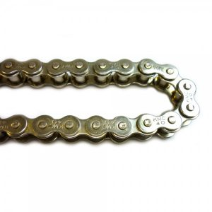 Bulk Nickel Plated #40 Chain, Stairmaster, Stepmill, Sold by the Foot